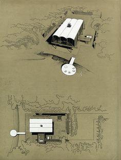 Paul Rudolph. Architecture D'Aujourd'Hui v. 24 no. 49 Oct 1953: 66