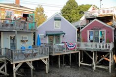 Iconic Kennebunkport by Cindy Nothe