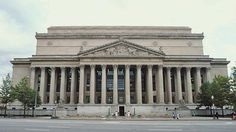Wonders of Washington, DC: The National Archives Building