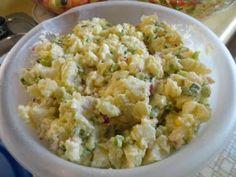 theArtisticFarmer: Mom's Garden Potato Salad
