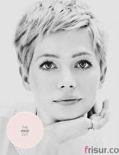 50-Schicke Kurze Pixie Haarschnitt-Kurze Frisuren für Frauen mit Runden Gesichtern