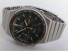 Topic: 7A38-701A SAA003J Stainless (Silver anodised finish) Tachymeter bezel - Seiko 7A38 - by the numbers