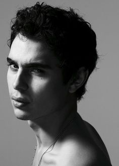 Max Minghella, giving us that sexy stare of his....