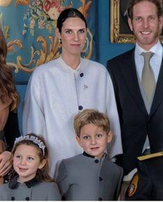 Andrea Casiraghi, Charlotte Casiraghi, Prince Rainier, Beatrice Borromeo, Grace Kelly, Albert Von Monaco, Princess Stephanie, We Are Family, Royals