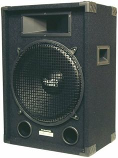 Luxury Empty 15 Bass Speaker Cabinets