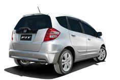 carro novo: Honda Fit 2014