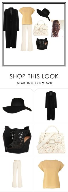 """""""im classic and modern"""" by insoninees ❤ liked on Polyvore featuring Topshop, Rick Owens, Chinese Laundry, Roger Vivier, Prabal Gurung, Gyunel and modern"""