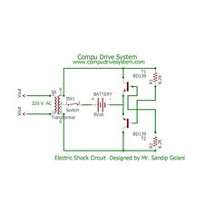 The proposed 3V to 110V 0r 220V circuit listed below is ...