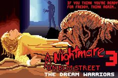 A Nightmare On Elm Street 3, 8-Bit