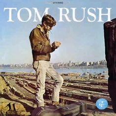"""Tom Rush"" (1965, Elektra).  His first LP."