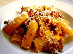 Recipes You Actually Want to Save: Rigatoni With Spicy Sausage Sauce