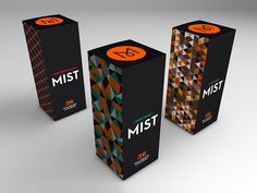 Mist Packaging Concept. #packaging #design - liked @ #rockcandymedia