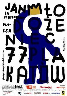Jan Mlodozeniec 77 Plakatow, Jan Mlodozeniec 77 Posters, Mlodozeniec Piotr