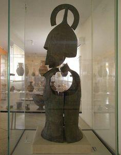 - Armadura Hoplita - Encontrada en Argos , Grecia