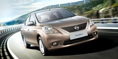 Find Nissan Sunny on road and Ex showroom price in Navi Mumbai also with its interior, exterior & safety features at Shakti Nissan. Get full specifications, photos, colors, etc. Nissan Sunny, New Nissan, Monthly Car Rental, Upcoming Cars, Honda City, Nissan Versa, Car Deals, Diesel Cars, Nissan Sentra