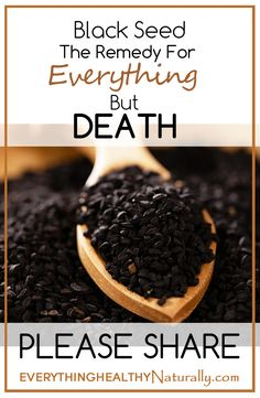 Black Seed - 'The Remedy For Everything But Death'