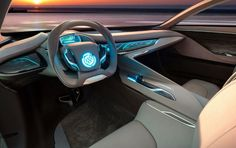 2013 Buick Riviera Concept - Shanghai, image 10 of 12 - Medium | Photos | Pics | Images | Australian specifications