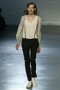 Dior Homme Spring 2006 Menswear - Collection - Gallery - Style.com
