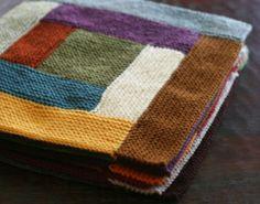 Cobija Tricot Et Crochet, Modèle De Couverture, Tissu, Broderie, Couture,  Tricoter 127506c2370