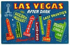 Draplin Design Co.: Heading Down To Vegas! Monte Carlo, Draplin Design, Sin City, After Dark, Vintage Travel, Vintage Postcards, Trip Planning, How To Plan, Advertising Agency