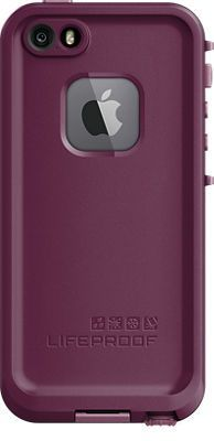 LifeProof FRE case for iPhone 5/5S/SE, Crushed