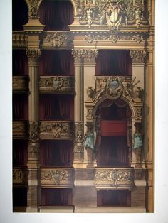 Opera de Paris CHARLES GARNIER.