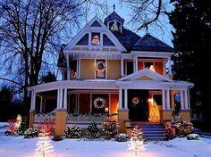 Christmas Fairy Land...I love Christmas Decorations!