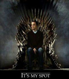 The Big Bang Theory-- GoT AND Big Bang?? I just died.