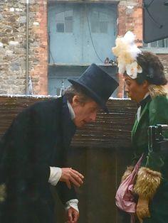 Oliver: Doctor Who, Series 10, Block 2 Filming Begins