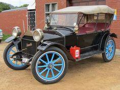 1913 Hupmobile Tourer