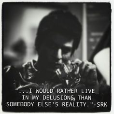 The Great SRK