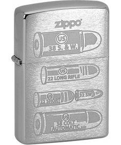 Zippo - perfektní zapalovač