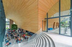 ERASMUS PAVILION BY POWERHOUSE COMPANY