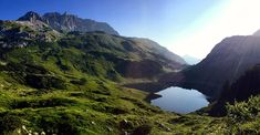 Formarinsee & Rote Wand - the most beautiful pleace in Austria in Austria, Most Beautiful, Mountains, Nature, Travel, Outdoor, Tourism, Places, Destinations