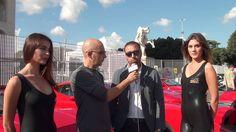 Supercar 2015 Roma - Ferrari Lamborghini e Bellissime Hostess