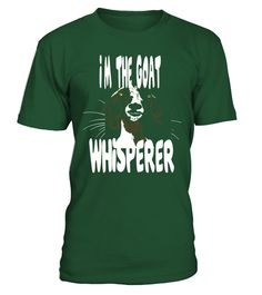 """# The Goat Whisperer T Shirt .  Special Offer, not available in shops      Comes in a variety of styles and colours      Buy yours now before it is too late!      Secured payment via Visa / Mastercard / Amex / PayPal      How to place an order            Choose the model from the drop-down menu      Click on """"Buy it now""""      Choose the size and the quantity      Add your delivery address and bank details      And that's it!      Tags: Do you have special talent of being a Goat Whisperer?…"""