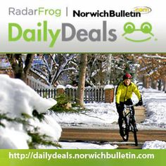 Today in #DailyDeals, we're featuring vouchers for $40 of general merchandise at Danielson Adventure Sports for only $20! Use it to buy gear in person or exchange for a gift card to use at http://www.bikect.com/.  DAS' selection of cool-weather cycling clothing, lights and accessories gives you the ability to ride when others will hide.  Get it here: http://dailydeals.norwichbulletin.com/engine/SplashDetails.aspx?contestid=33974=8270655=1050265  Deal ends 2/13