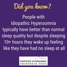 Wix Pro Gallery Idiopathic Hypersomnia, Sleep Quality, Disorders, Knowing You, It Works, Facts, Feelings, Gallery, Roof Rack