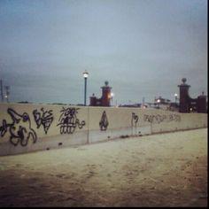 Jersey Shore #Beach #Graffiti #Art