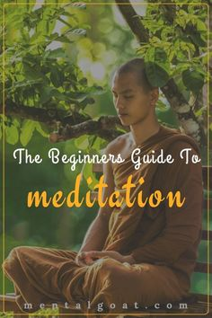 So here's how you start. Step one, start small. I mean really small. Don't get over enthusiastic and decide that you'll show everyone or prove to yourself how motivated and committed you are and begin with 1 hour in the first day. You won't be able to sus What Is Meditation, Meditation For Health, Meditation For Beginners, Meditation Benefits, Meditation Techniques, Daily Meditation, Meditation Practices, Mindfulness Meditation, Meditation Images