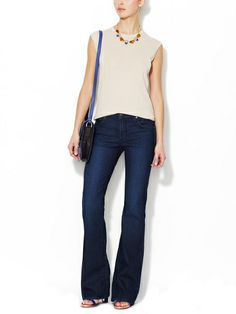 True Boot Leg Jean by James Jeans at Gilt