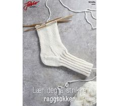 Learn how to knit ragg socks Purl Stitch, Slip Stitch, Half Double Crochet, Single Crochet, Cable Needle, Leg Work, Textiles, Learn How To Knit, Stockinette