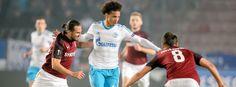 Euroleague 2015/16: Sparta Prag - Schalke 04  1:1 Schalkes Sané: Rückschlag vor dem Derby