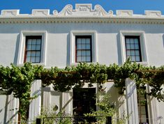 Stellenbosch is a cozy town nestled among the vineyards of the Winelands Best Location, Beautiful Places To Visit, Lodges, South Africa, Cozy, Cabins, Chalets