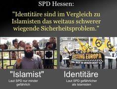 . Die SPD und der Islam Ohne dienun 8jährige Koalition der SPD mit der Deutschland-Vernichterin Merkel hätte dieseTodes-Kanzlerin ihre verheerende, ja verbrecherische Politik niemals durchführen …