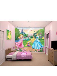 Walltastic Princess Wall Murals, http://www.very.co.uk/disney-princess-walltastic-princess-wall-murals/1365020619.prd