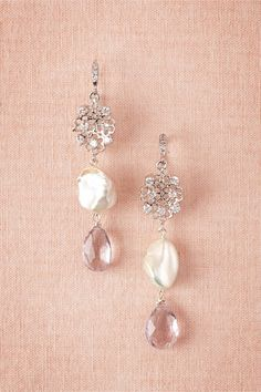 Maia Drops earrings- so pretty