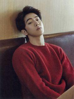 """Képtalálat a következőre: """"nam joo hyuk Lee Jong Suk, Jong Hyuk, Lee Hyun Woo, Lee Sung Kyung, Nam Joo Hyuk 2016, Nam Joo Hyuk Cute, Joon Hyung, Lee Joon, Asian Actors"""