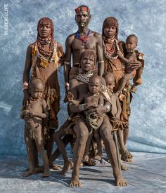 Families In Ethiopia Pose For Sears-Style Photos To Raise Awareness For Important Issue Tribes Of The World, We Are The World, People Of The World, African Culture, African American History, African Beauty, African Women, African Life, History Of Ethiopia