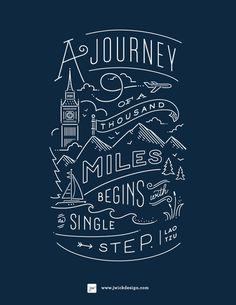 Excellent Collection of Hand Lettering and Typography